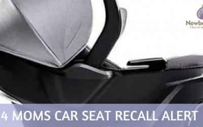 4moms Just Recalled Self Installing Car Seats