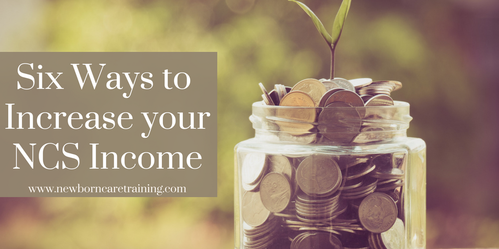 Six Ways to Increase your NCS Income